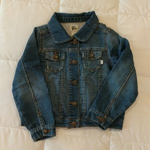 EUC 5T Osh Kosh B'Gosh Jean Jacket with Buttons